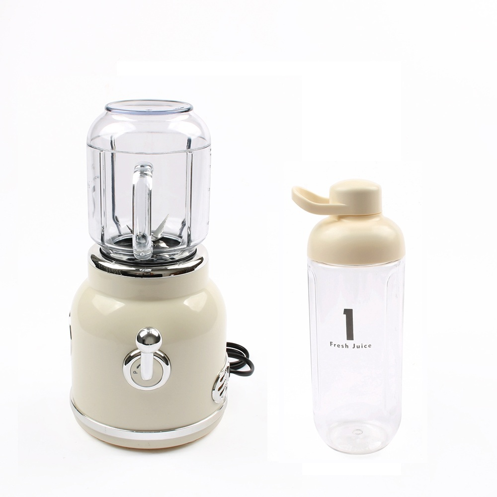 HIMOSKWA Multifunctional Portable Electric Juicer Vegetables Fruit Extractor Ice Cream Milk Shake Smoothie Maker Exprimidor 220V