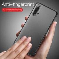 5 3 Msvii Frameless Case For Huawei Nova 3 Case Ultra-thin Frosted Matte Back Cover For Hawei Nova 5 Pro Nova 5 4 Phone Bag Shell (2)
