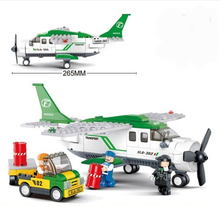 Airbus Aircraft Building Blocks Model Set