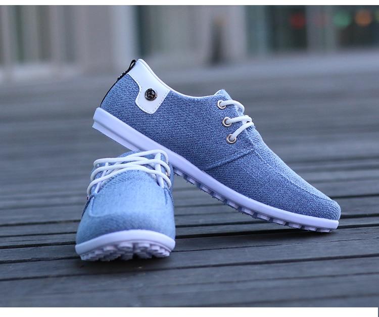 HTB1FIygKkKWBuNjy1zjq6AOypXa6 Men Casual Shoes mens canvas shoes for men shoes men fashion Flats brand fashion Zapatos de hombre