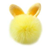 Мех кролика мяч плюшевые шарма женщины сумку Аксессуары Горячая распродажа! на 2017 подарок оптовая продажа высокое качество A1000