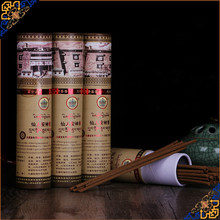 Tibet Mindrolling Temple Incense Sticks,Relieves Anxiety, Famous Blessings. Good Smell Dispel Negative Energy  G