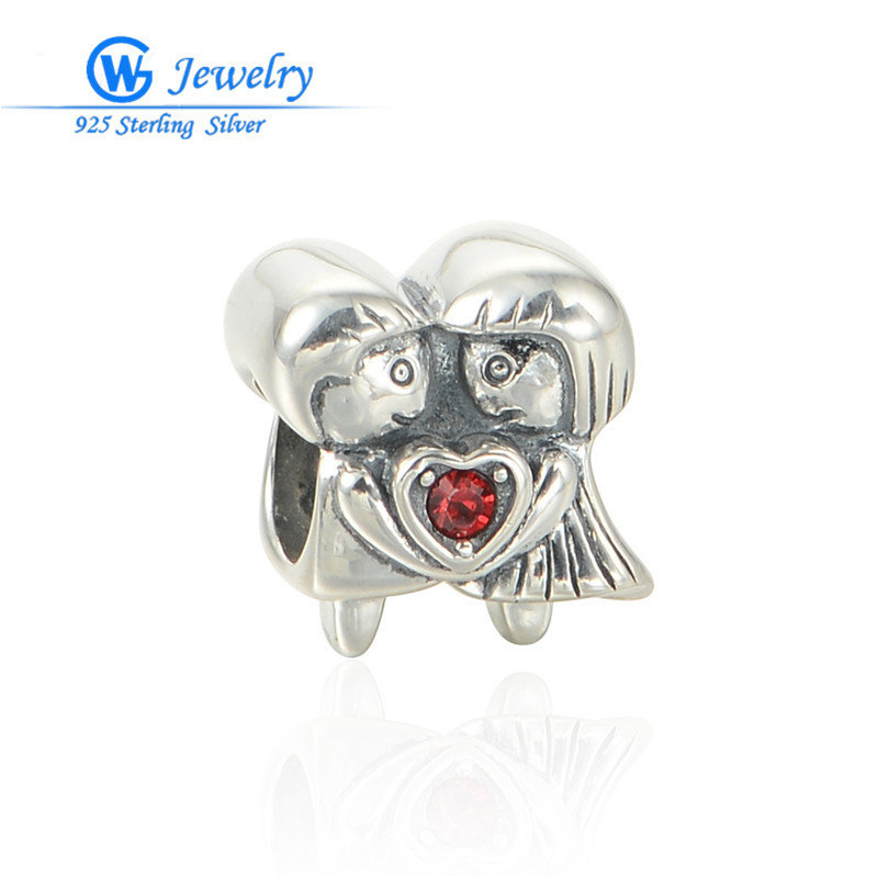 Famous Brand Jewelry Women With Logo Children Jewelry Silver 925