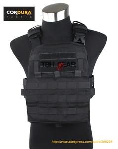 Image 1 - TMC Adaptive Vest 2018Ver. 500D Cordura MOLLE Vest Zwart Tactische Militaire AVS Vest (SKU050756)