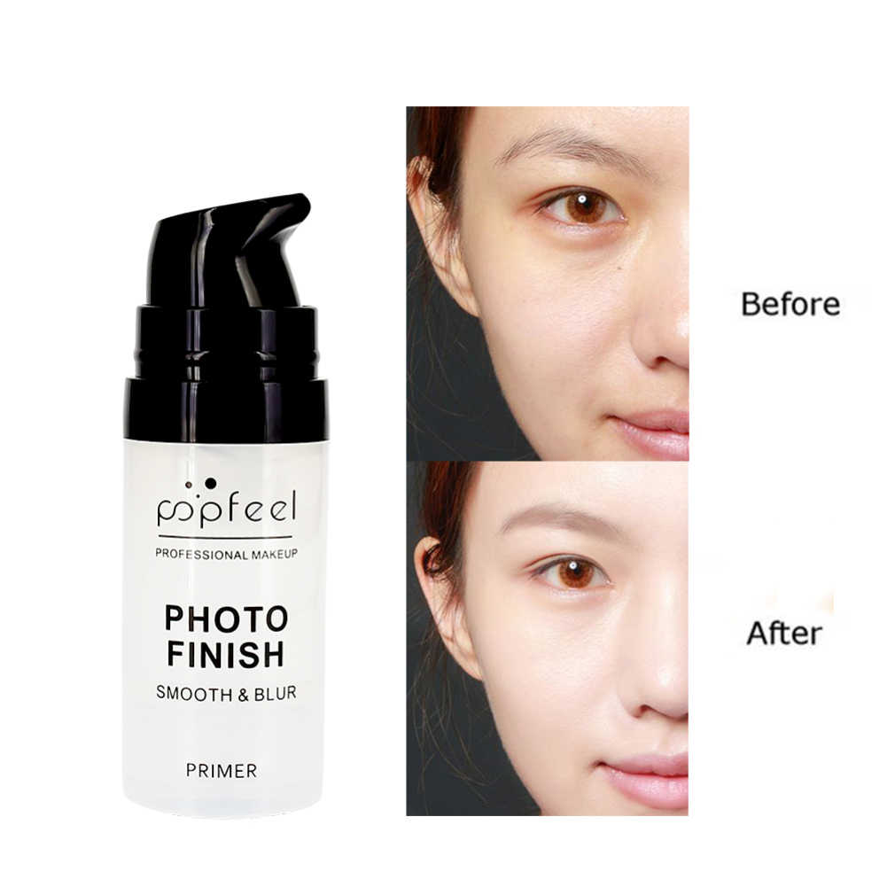 POPFEEL 15ML Makeup Primer Foundation Moisturizer Whitening Face Primer Easy to Wear maquillaje Makeup 2018 TSLM1