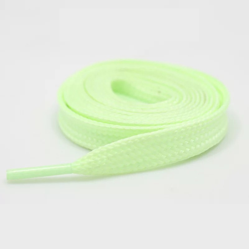 1 Pair Luminous Shoelaces Sports Flat Shoes Laces Kids Adult Glow In The Dark Night Fluorescent Shoelace 80 100 120 140cm YG 2 in Shoelaces from Shoes