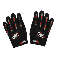 Pair Sports Motorcycle Racing Bicycle Cycling Full Finger Gloves