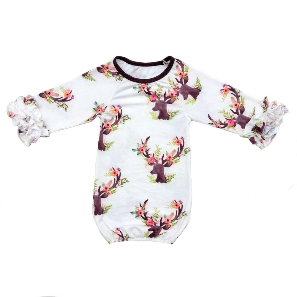 baby girl pajamas ZD-BG024 (3)