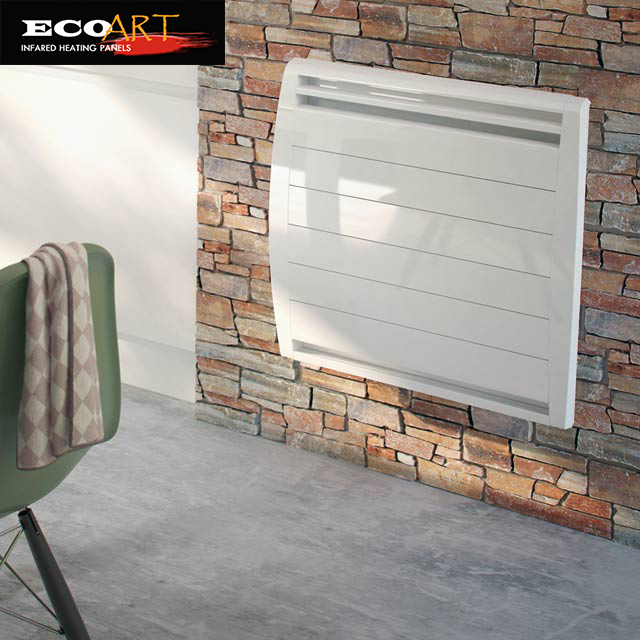 Ecoart 1000W Thermal Inertia Storage Heater with Built-in Smart Thermostat