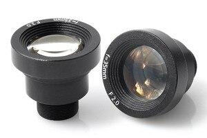 Image 2 - Yeni 1/3 35mm lens M12 CCTV MTV Kurulu IR Lens Güvenlik CCTV Video Kameralar