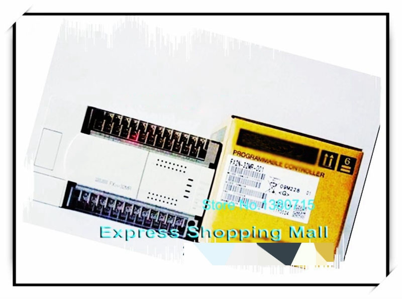 все цены на  NEW FX2N-32MR-001 PLC Main Unit DI 16 DO 16 Relay AC 220V  онлайн