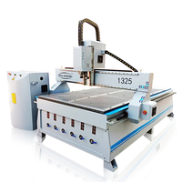 high speed cnc wood carving router machine for metal aluminum acrylic