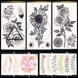 Buy Tattoos Sunflower Online With Big Promotion Price