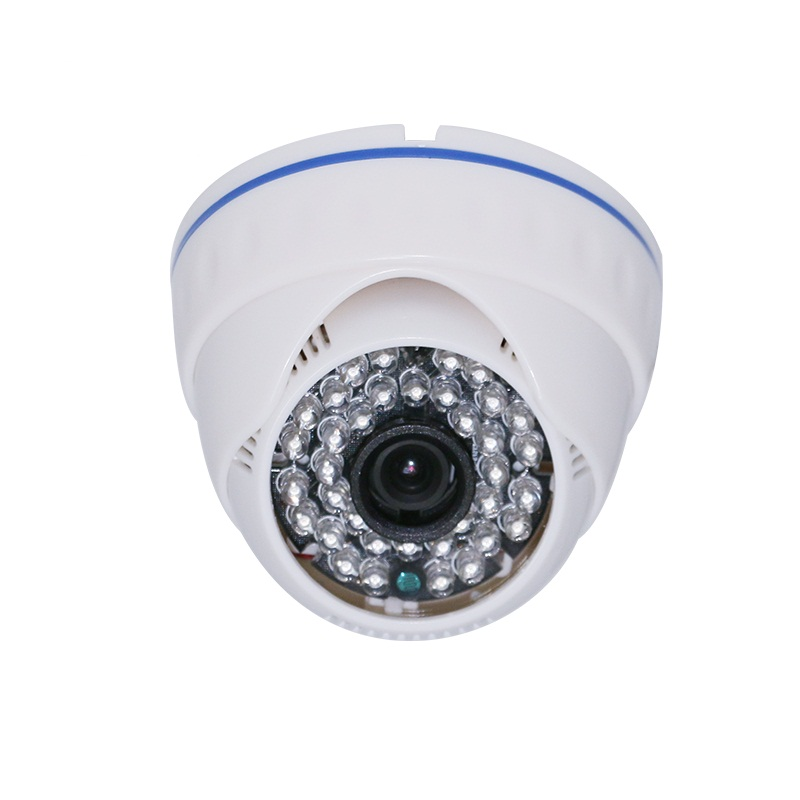 AHDM 720P 960P IR Mini Dome Analog AHD CCTV Camera indoor IR CUT Night Vision HD Security Cam Surveillance Camera 100W hd 1200tvl cmos ir camera dome infrared plastic indoor ir dome cctv camera night vision ir cut analog camera security video cam