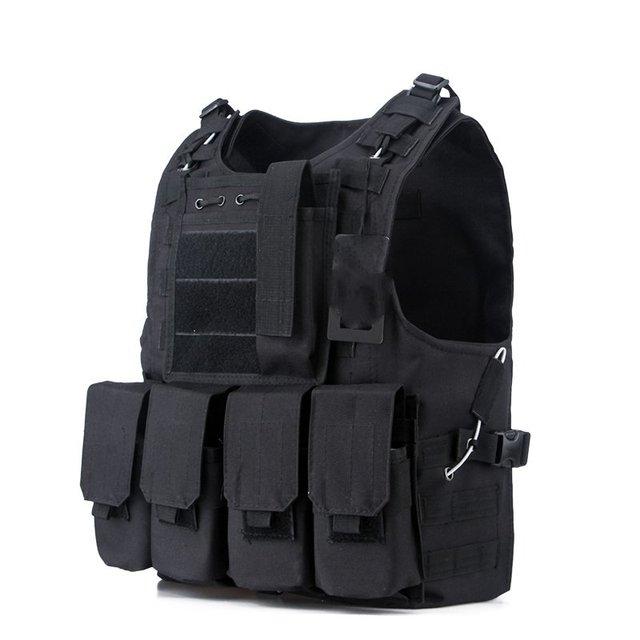 Fãs do exército camuflagem roupas colete masculino colete armadura stab-resistente Ao Vivo CS