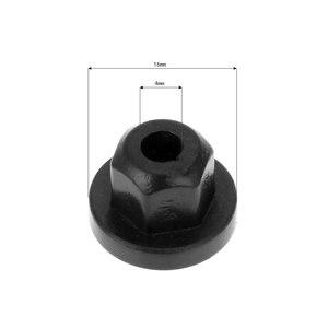 Image 2 - 20Pcs 16131176747 Auto Car Plastic Body Nut Flange Clip Fit For Mercedes Benz 0039900251 For BMW