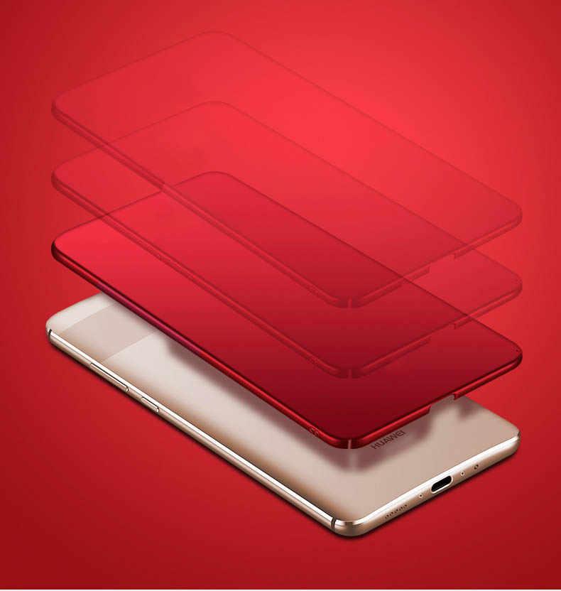 Etui do Meizu M6s Case luksusowe Ultra cienki twardy matowe tarcza tylna pokrywa pokrywa dla Meilan S6 5.7 cal