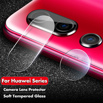 Back Camera Glass Film For Huawei Honor V20 8X 10 Lite 7A 7C P30 P20 Pro Mate 20 Lite P smart 2019 Camera Lens Tempered Glass image