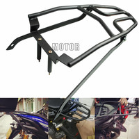 Rear carrier Fender Rack Tool Box Luggage Holder Support Cargo Shelf Bracket For YAMAHA AEROX155 NVX155 Motorcycle Accessories