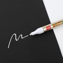 Одноглавый белый цвет, магический маркер, маркер, жирный оптический диск, стекло, керамика, пластик, маркер, логстик, маркер, ручка