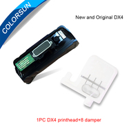 Colorsun оригинальный и новый DX4 печатающая головка для принтера Mimaki Mutoh Roland VP SP RS XJ SJ SC XC 300 540 1000002201 dx4 голова растворителя