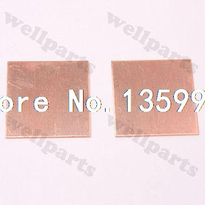 2pcs PS3 PS360 Fat Slim Heatsink Copper Shim 42mmx42mmx1.2mm горелка tbi sb 360 blackesg 3 м