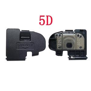 Image 3 - 10pcs/lot Battery Door Cover for canon 550D 600D 5D 5DII 5DIII 5DS 6D 7D 40D 50D 60D 70D Camera Repair