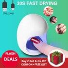 Egg Shape 3W UV LED ...