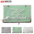 Motorcycle accessories Green Radiator Protective Cover Grill Guard Grille Protector For Kawasaki Z750 Z1000 2007~2015