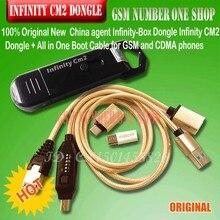 2019 Оригинальный Новый infinity cm2 dongle бокс infinity dongle   umf все в одном кабель запуска для GSM CDMA телефонов