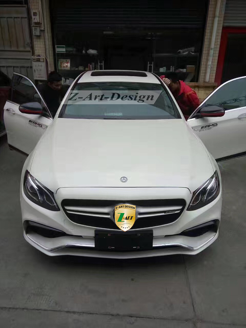 Buy plastic tuning body kit for mercedes for 2017 mercedes benz e class body styles