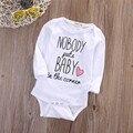 2016 Do Bebê Meninas Bodysuits Para Bebês Recém-nascidos Roupas de Verão Crianças Subir Roupas de Algodão Macacão