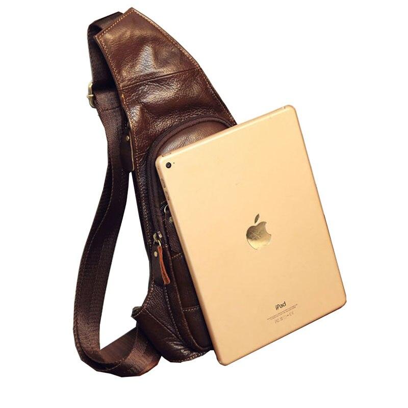 Ανδρική δερμάτινη τσάντα τσάντα με - Τσάντες - Φωτογραφία 3