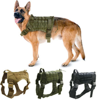Tactical Police K9 Vest Harness 2