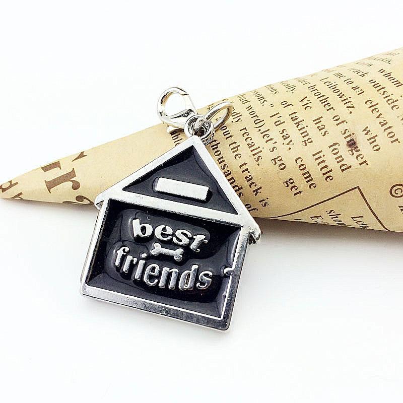 New fashion pendants House charm Photo frame key chain DIY best ...