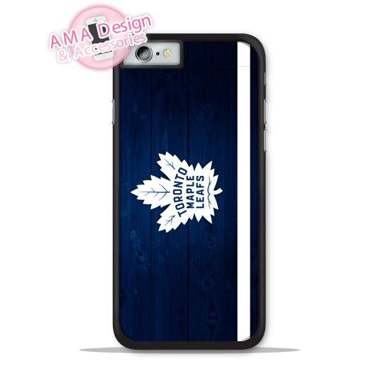 Torontu Maple Leafz Ice Hockey Phone Cover Case For Apple