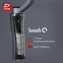 Official Smooth Q Handheld Gimbal stabilizer 3-Axis Smartphone Stabilizer