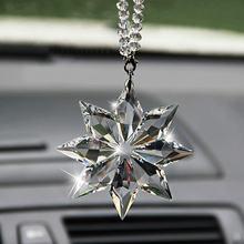 Подарок на Рождество с кристаллами подвеска для автомобиля аксессуары