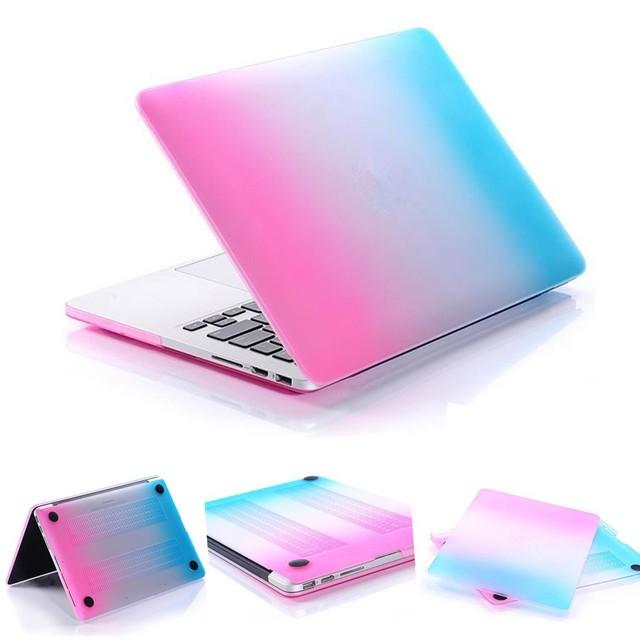 Dream Mix Color Hard Plastic Case For Apple macbook Air 11.6 13.3 ...