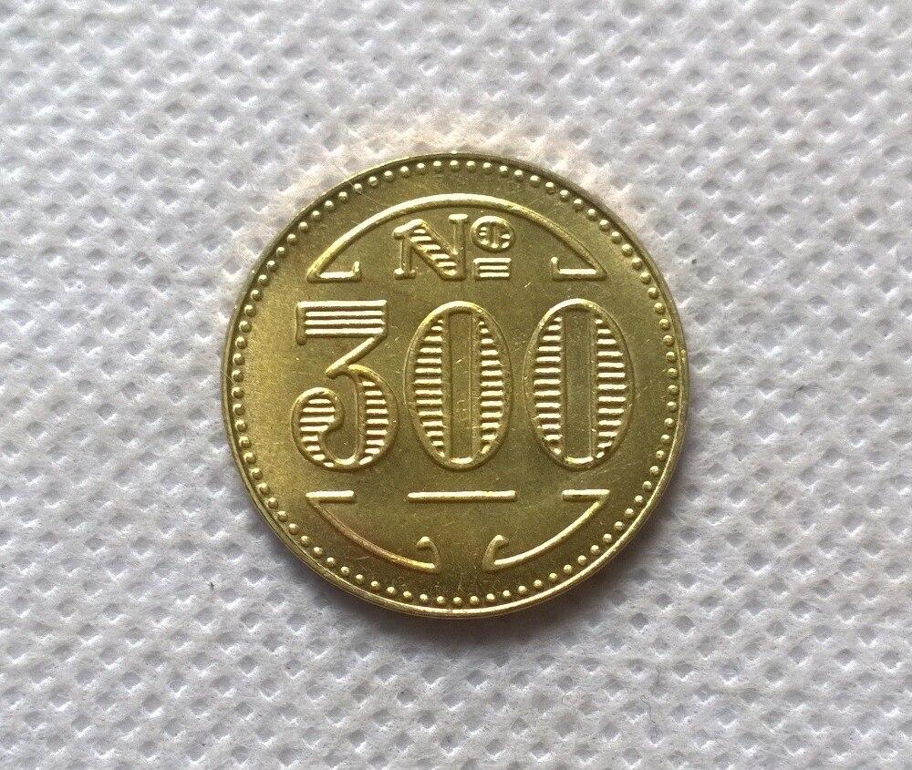 1940 колония Санта-Тереза 300 Reis КОПИЯ БЕСПЛАТНАЯ ДОСТАВКА