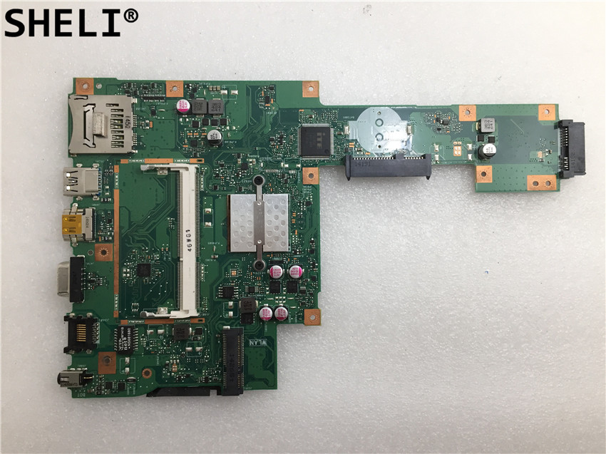 SHELI ASUS For X553MA motherboard with N3530 cpu sheli asus for x553ma motherboard with n3530 cpu