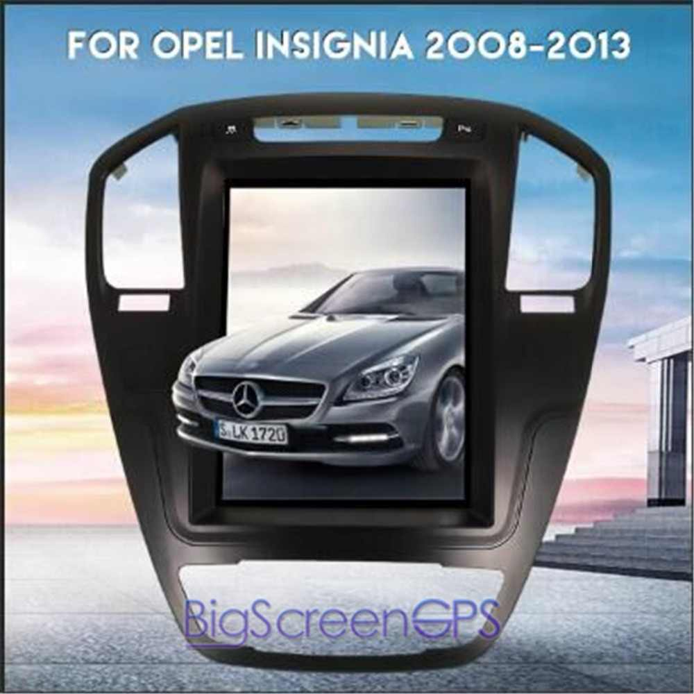 Bigscreen Android 7 1 2GB+64GB Car GPS Radio No DVD Player Navigation For  Opel Insignia Vauxhall Holden CD300 CD400 Stereo unit