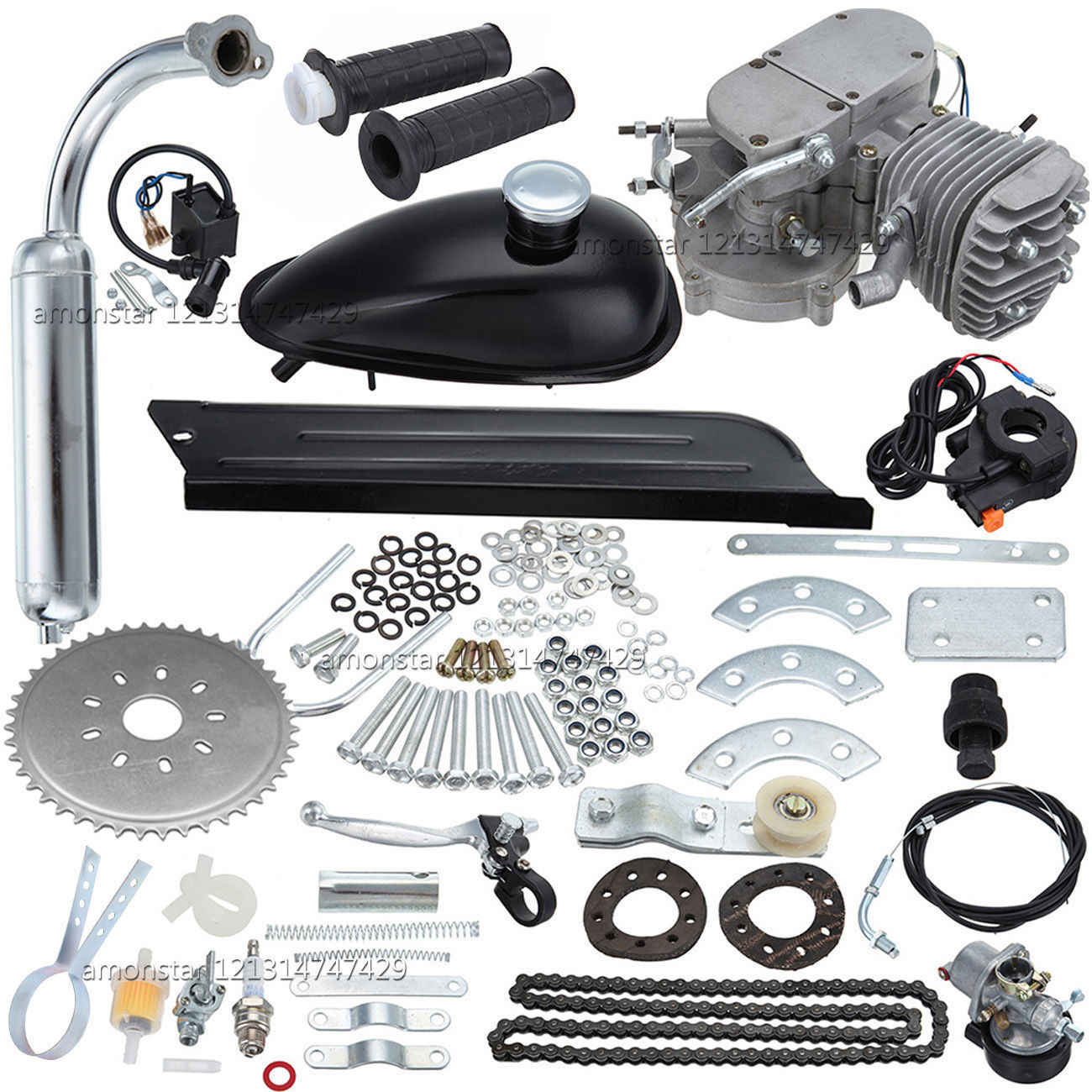 Detail Feedback Questions about 125CC CDI Dirt Bike Engine
