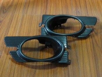2 Stks/paar voorbumper mistlamp lamp covers bezels trim voor Honda Accord 1998-2002