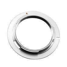 Универсальный M42 Винт Крепление объектива адаптер для Pentax K PK камера переходное кольцо K10D K20D K100D K200D