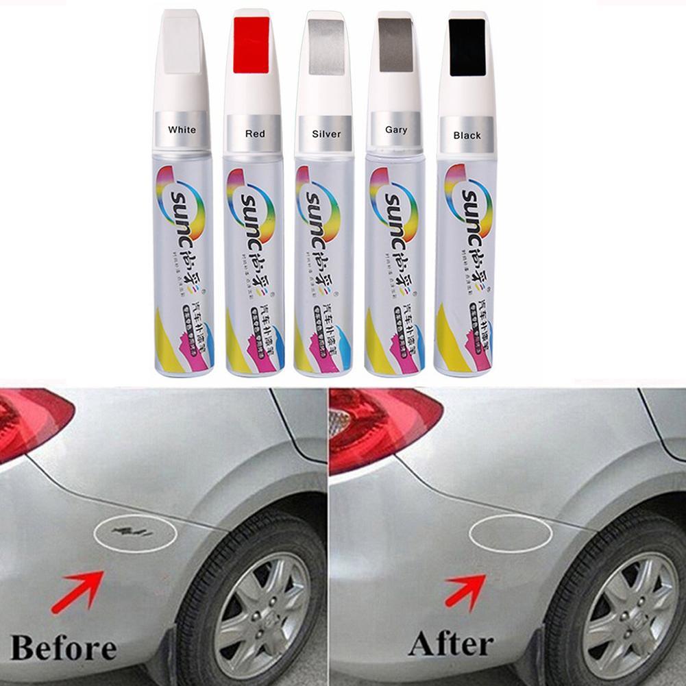 1PC Universal Car Scratch Repair Pen Auto Care 5 Colors Car Scratch Repair Paint Care Paint Pen