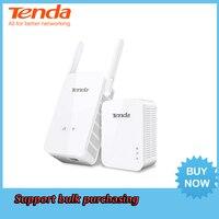 Tenda PH5 P3+PA3 KIT wifi Gigabit Power line Adapter Powerline Network Adapter AV1000 Ethernet PLC adapter IPTV homeplug AV2