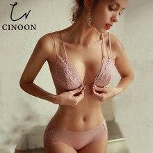 CINOON Mulheres Fio Fechamento