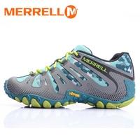 Merrell 2017 Women S Mesh Breathable Lightweight Trekking Hiking Shoes For Non Slip Mountain Sneakers 36