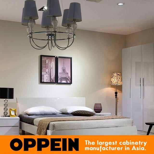 Moderno, stile europeo mobili per camera da letto in legno massello ...